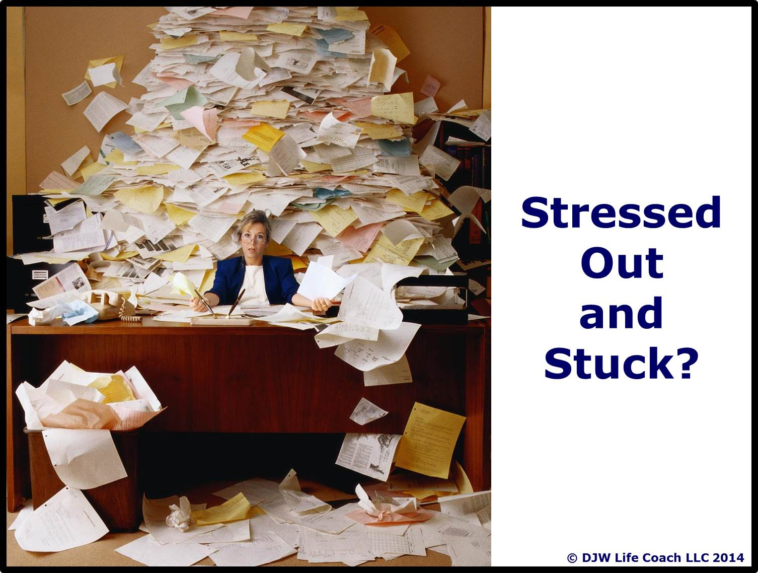 Stressed Out and Stuck