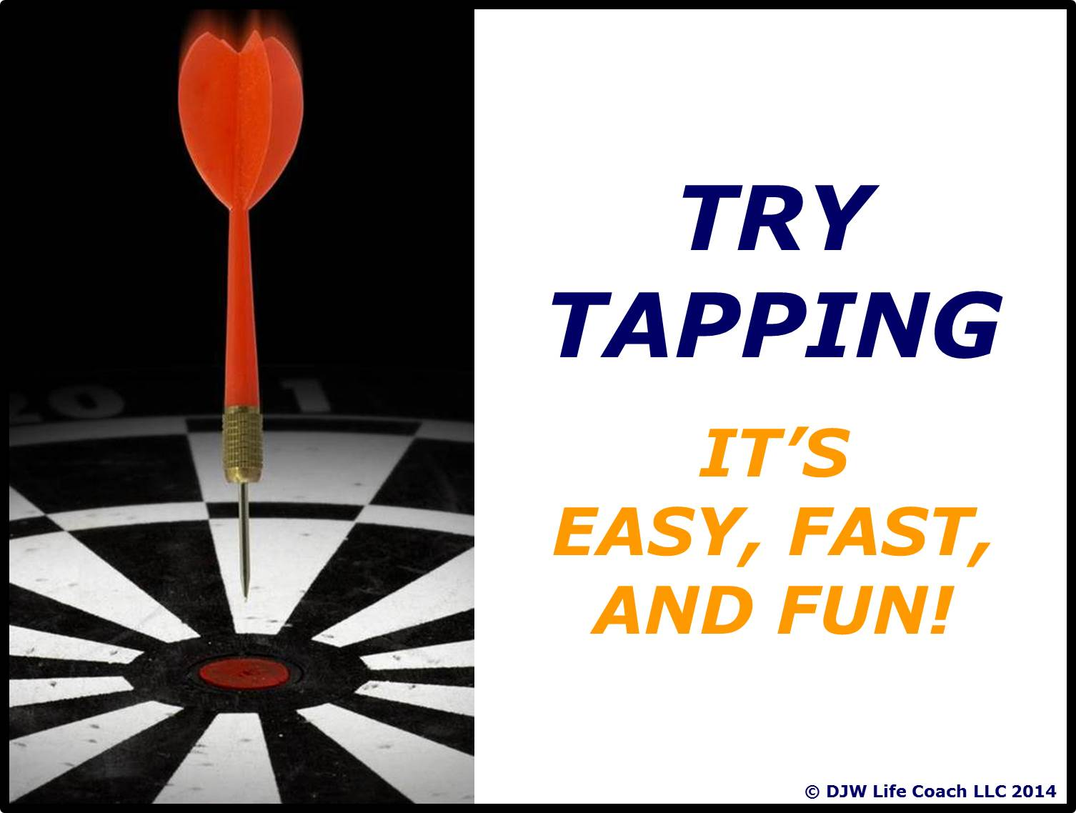 The Wait is Over: Time to Register and Try Tapping